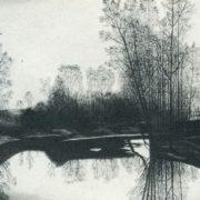 L.V. Trokhaleva. Landscape. 1976