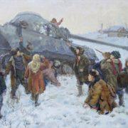 Last attack. 1947