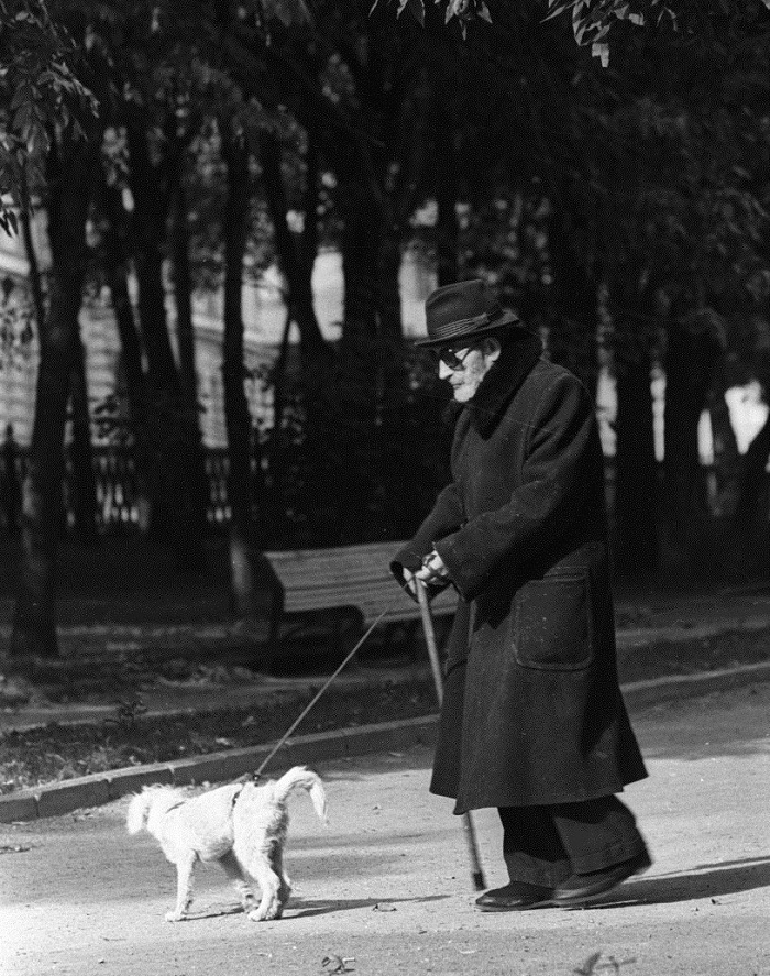 Life is beautiful on Tverskoy. USSR. 1980s