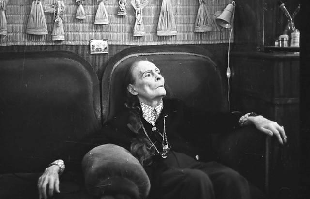Lilya Brik. 1974