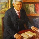 Soviet artist Pyotr Antonovich Yablonovsky 1910-1984