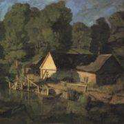 Mill in Tarusa