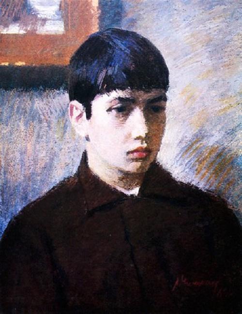 Mitya. 1969