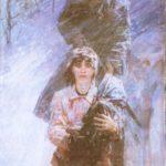 Soviet graphic artist Vitaly Goryaev 1910-1982