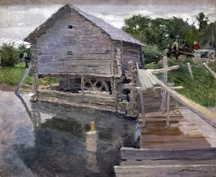 Old Mill. 1946