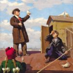 Soviet artist Ivan Andreyevich Yazev 1914-2011