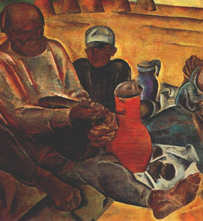 Our daily bread, 1921