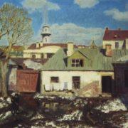 Outskirts. 1924
