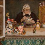 Soviet Tuvan folk master Dongak Okaanchik 1896-1972
