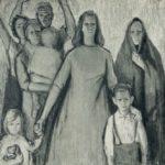 Soviet Estonian artist Leili Muuga 1922-2016