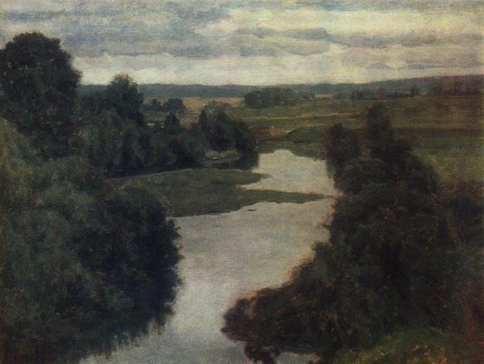 River. 1926