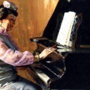 Sara Sadykova. Portrait