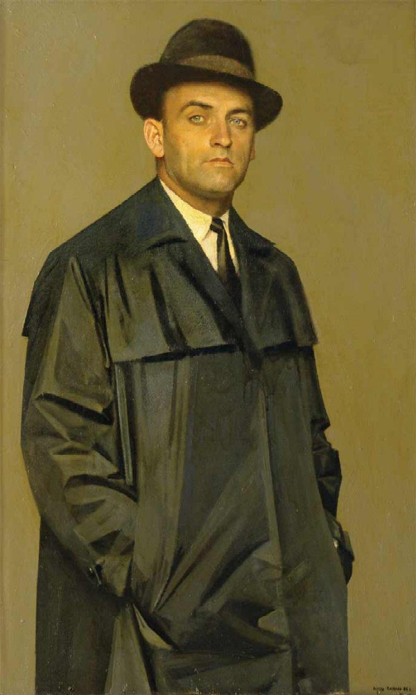 Self-portrait. 1966