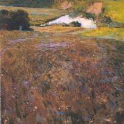 Meadow. Oil. 1932
