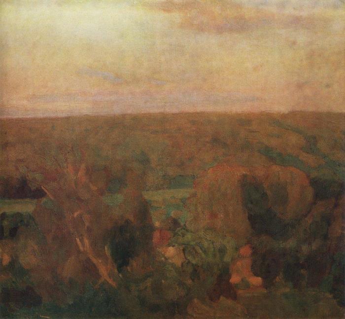 Series 'Evening'. 1935