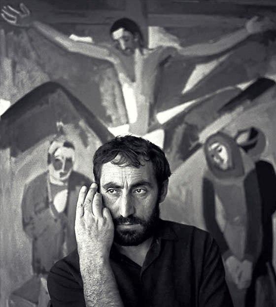 Minas Avetisyan (1928-1975)