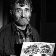 Soviet Georgian artist Tengiz Mirzashvili 1934-2008