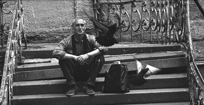 Soviet photographer Vladimir Bogdanov