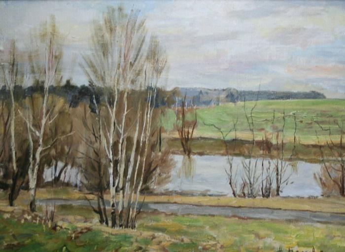 Spring. Greenish. 1991