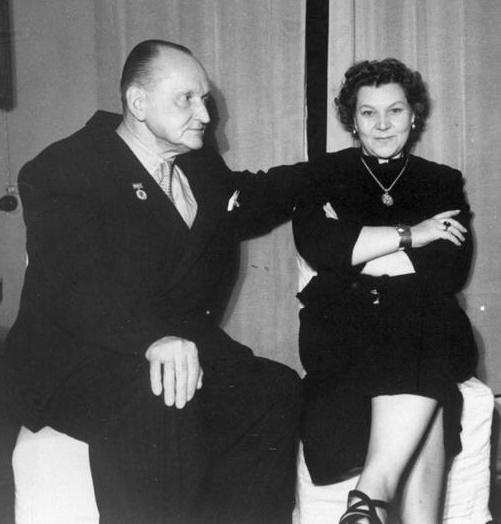 Vertinsky and Shulzhenko