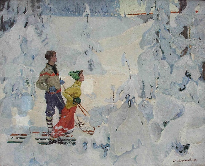 Winter fairy-tale. 1960