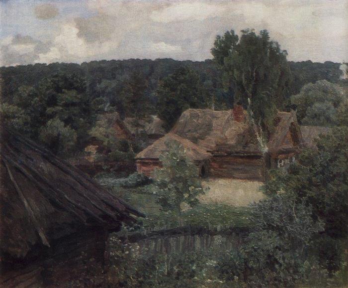 Zvenigorod. 1922