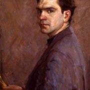 1954 Self-portrait