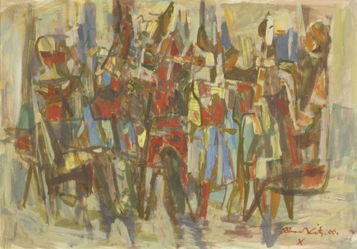 1966 painting