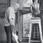 Prominent Soviet artist Alexander Deineka