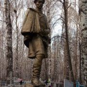 Alexander Dunin-Gorkavich - an outstanding researcher of Siberia, a public figure who made a great contribution to the study and development of Siberia, the Monument in Tobolsk