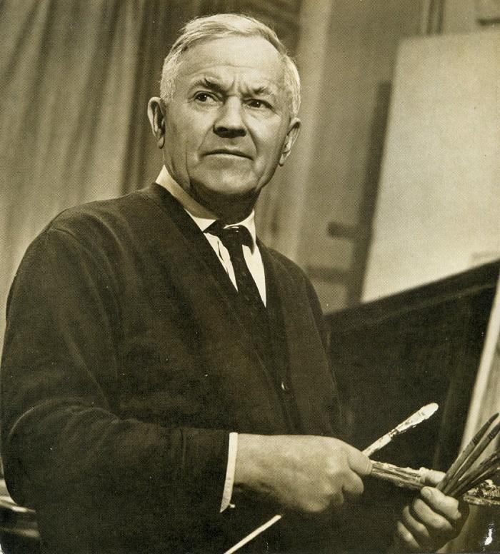 Arkady Aleksandrovich Plastov (1893-1972)