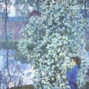 Bird cherry blossoms 1979