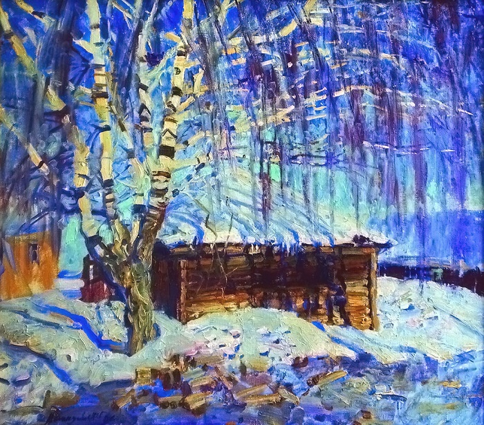 Blue February, 2006