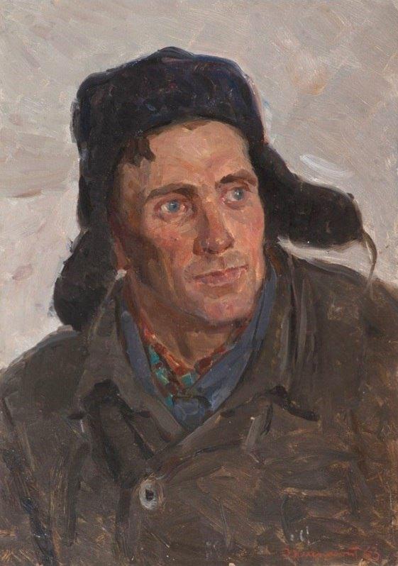 Boris Nikitich Lyubimov. 1963