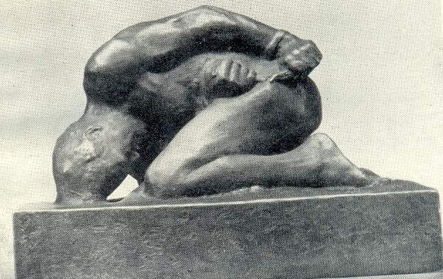 Bound. 1957. Granite