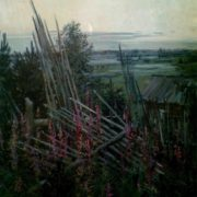 End of white nights. 1992