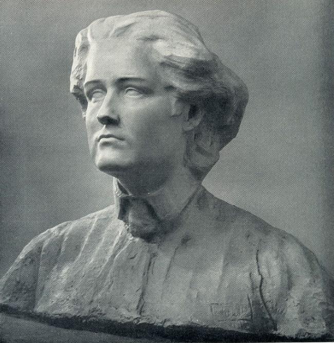 Female portrait. 1913