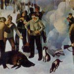 Soviet Self-taught Artists All-Union exhibition