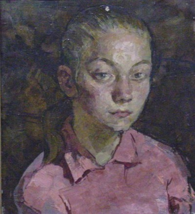 Ira Lugovaya. 1958