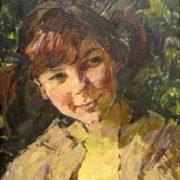 Ira Piotrovskaya. 1973