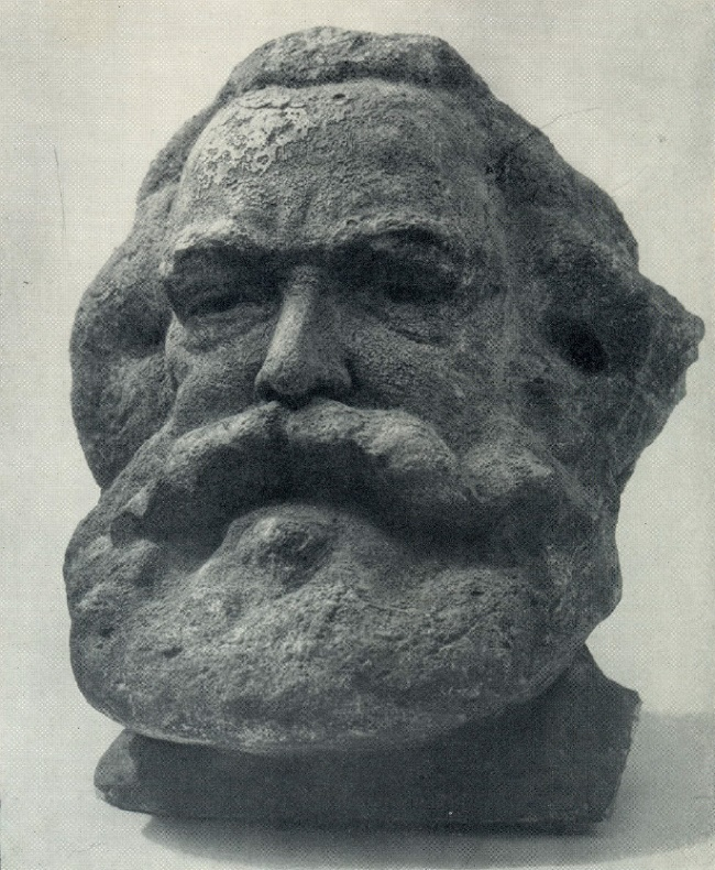 Karl Marx. 1907