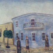Krasnodar. 1974. Oil, canvas