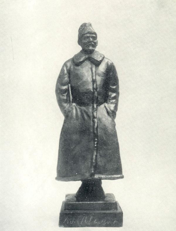 M.I. Kalinin. 1925