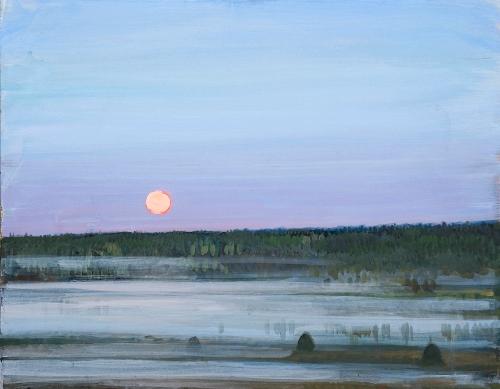 Moon silence. 2006