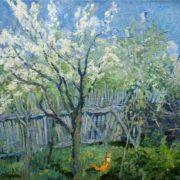 Plum blossoms. 1979