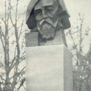 N.G. Chernyshevsky monument