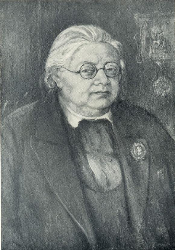 Nadezhda Krupskaya. 1948