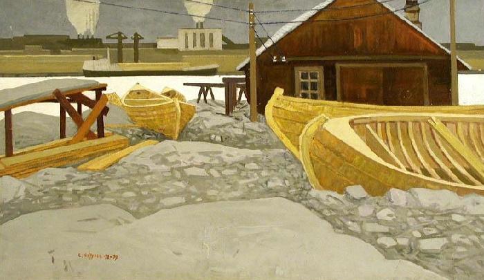 New boats. 1978-1979