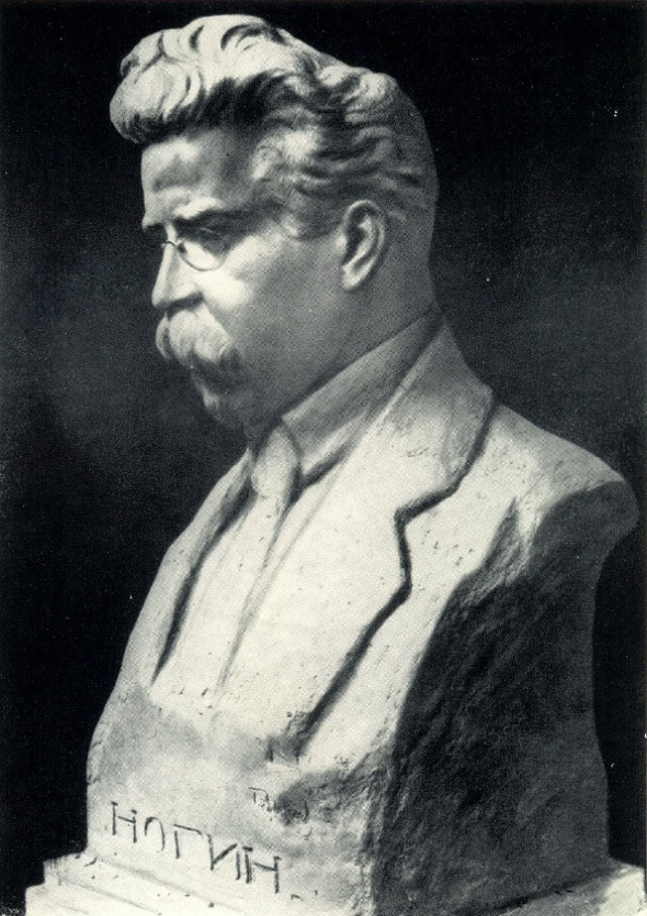 Nogin, portrait