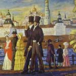 Soviet painter Mikhail Trufanov 1921-1988